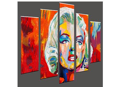 5 Multi panel Art Board
