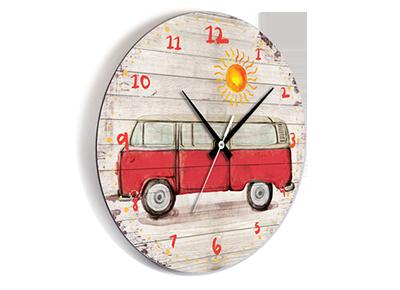 Line clock Basic