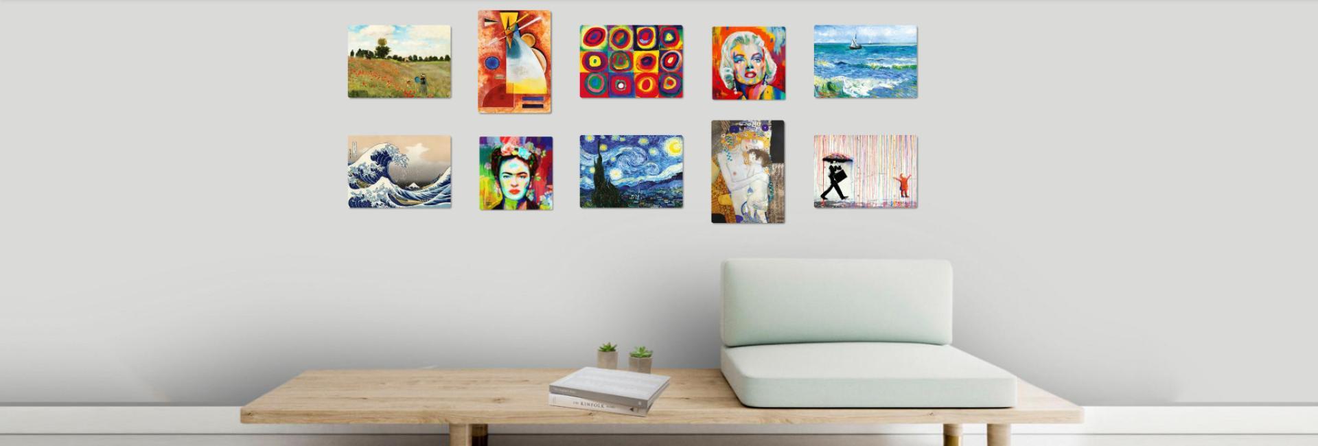 Giallopanel Art Board