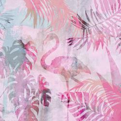 Flamingo Jungle Look