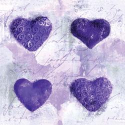 Purple hearts Master