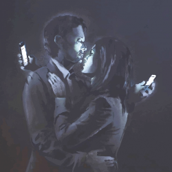 Cell phone lovers