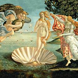 The birth of Venu