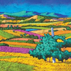 Countryside landscape 3