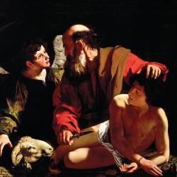 Sacrifice of Isaac 2