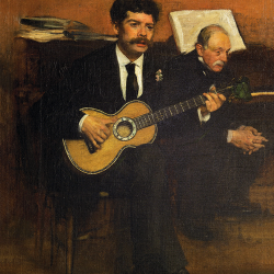 Lorenzo Pagans and Auguste de Gas