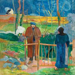 Good morning Monsieur Gauguin