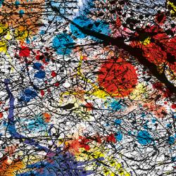 Tribute to Pollock