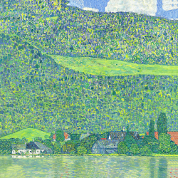Litzlberg on the Attersee