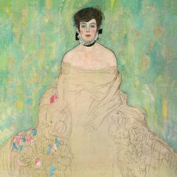 Portrait of Amalie Zuckerkandl