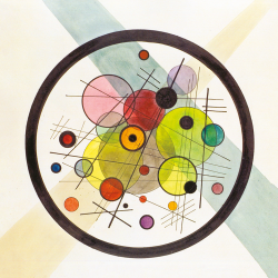 Study for circles within a circle