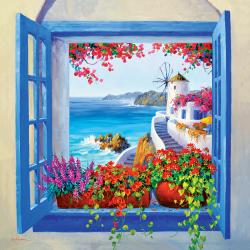 Santorini song