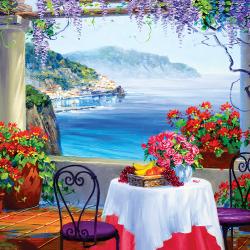 Wake up to Amalfi