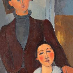 Jacques e Berthe Lipchitz