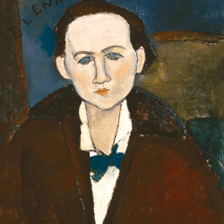 Portrait of Elena