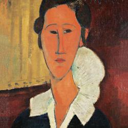 Portrait of Hanka Zborowska