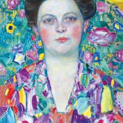 Close-up of Eugenia Primavesi