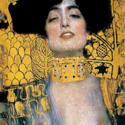 Close-up of Judith