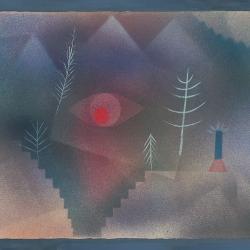 Glance of a landscape