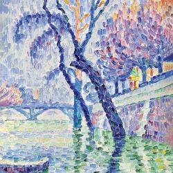 Flood of the Bridge of Arts