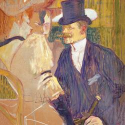 Uomo inglese al Moulin Rouge