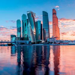International business center Mosca