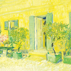 Exterior of a restaurant in Asnières