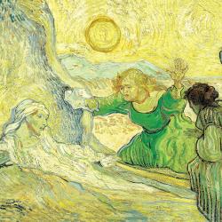 The resurrection of Lazarus