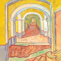 Corridor of the asylum