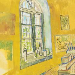 Window in the study
