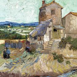 The house of La Crau