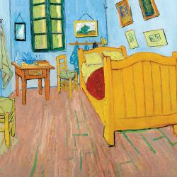 Vincent's room in Arles