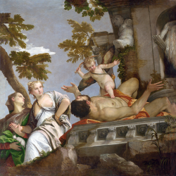 Allegory of the contempt of love