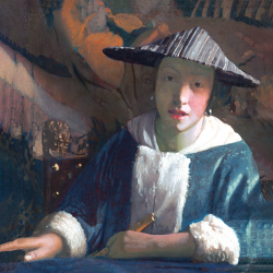 Girl with the flute
