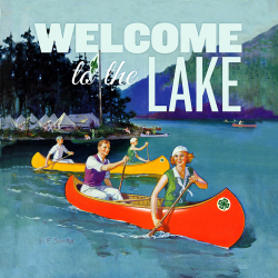 Welcome to the lake 01