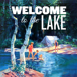 Welcome to the lake 02