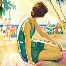 Naples Florida Travel Poster 2
