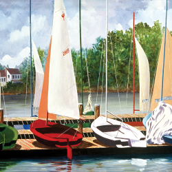 Colorful Fleet