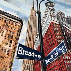 Vertigo (Broadway & 34th street)
