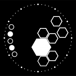 Hexagons and circles