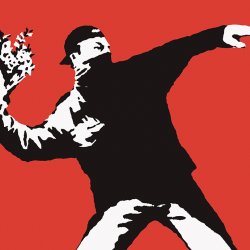Banksy Collage
