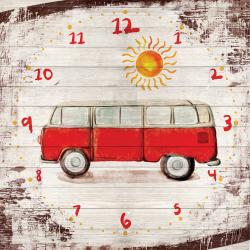 Hippi Vintage van