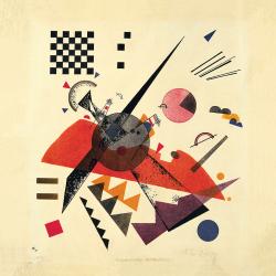 Kandinsky Collage 2