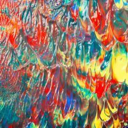 Acrylic Color Down