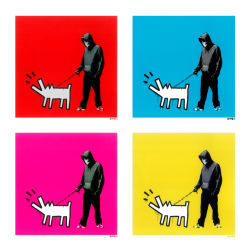 Banksy's most beautiful works - Collection 2