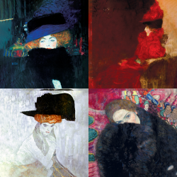 Klimt's most beautiful works - Collection 3