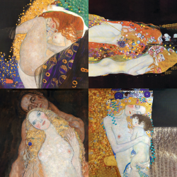 Klimt's most beautiful works - Collection 4