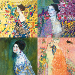 Klimt's most beautiful works - Collection 5