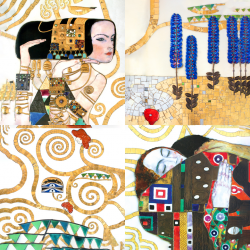 Klimt's most beautiful works - Collection 6