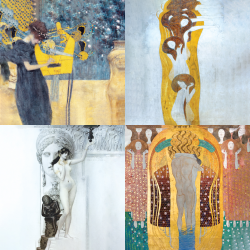 Klimt's most beautiful works - Collection 7
